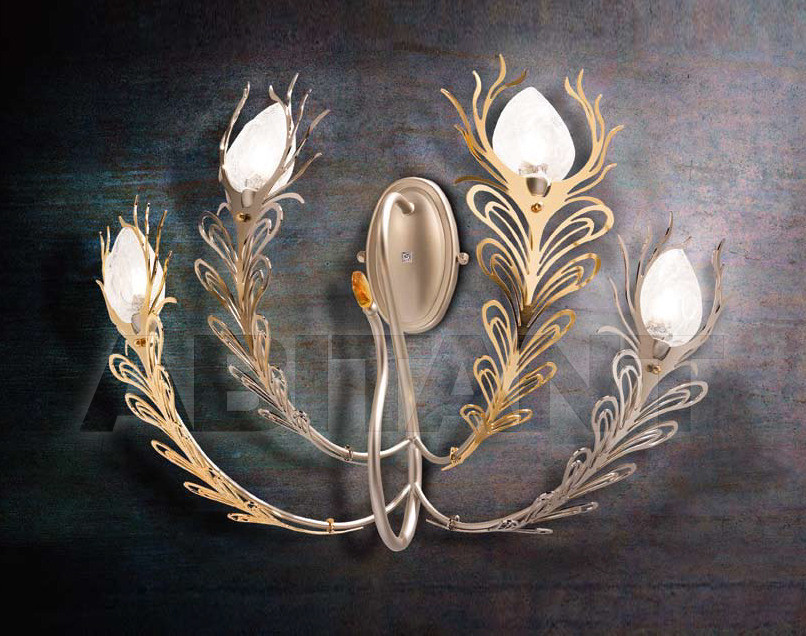 Купить Светильник настенный Bellart snc di Bellesso & C. Musa 1812/A4L