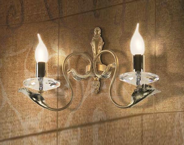 Купить Светильник настенный Bellart snc di Bellesso & C. Versallies 1803/A2L