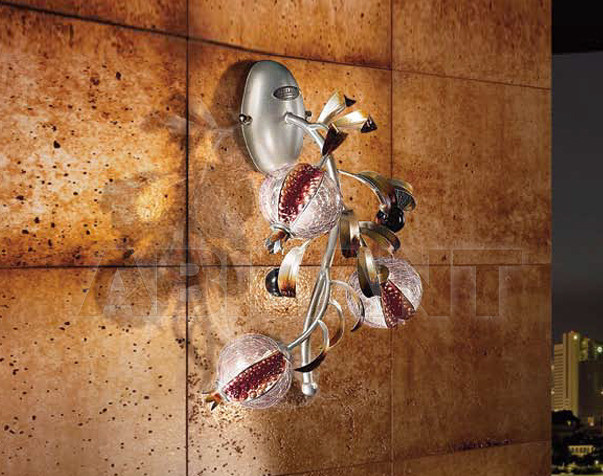 Купить Светильник настенный Bellart snc di Bellesso & C. Ametista 1650/A3L