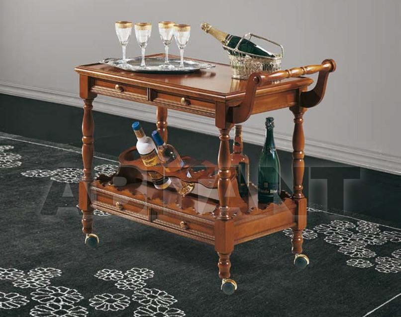 Купить Стол сервировочный Modenese Gastone Fenice 8236