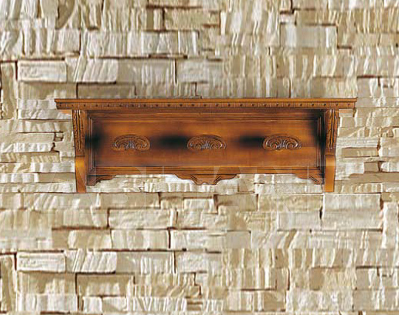 Купить Вешалка настенная Modenese Gastone Fenice 8280
