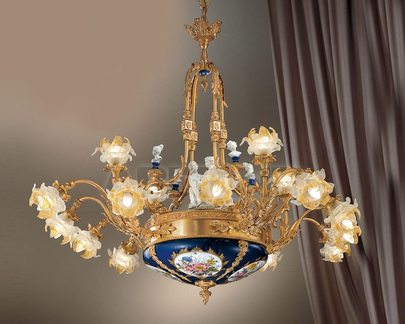 Купить Люстра F.B.A.I. Candeliere 4301/16