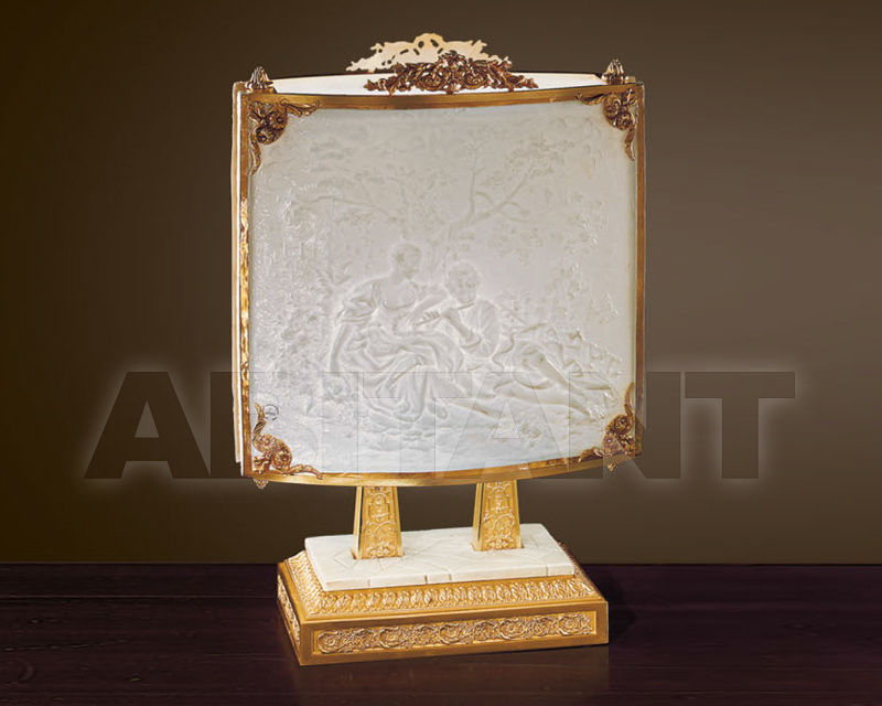 Купить Лампа настольная F.B.A.I. Candeliere 2201