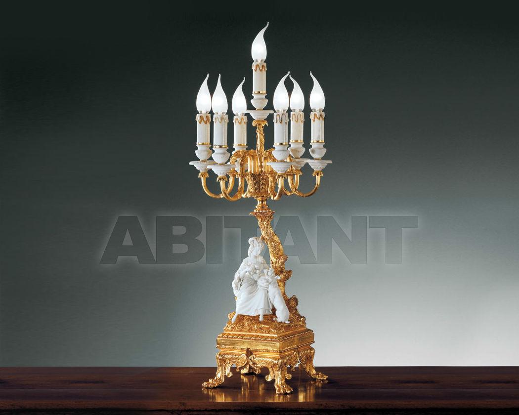 Купить Лампа настольная F.B.A.I. Candeliere C2183/7-A