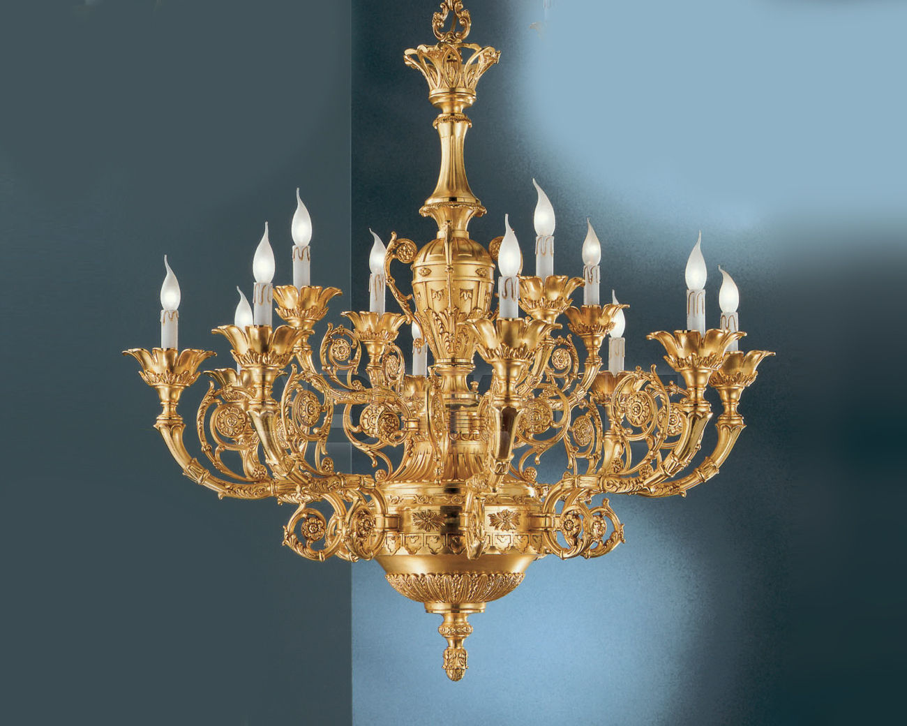 Купить Люстра F.B.A.I. Candeliere 4200/8+4