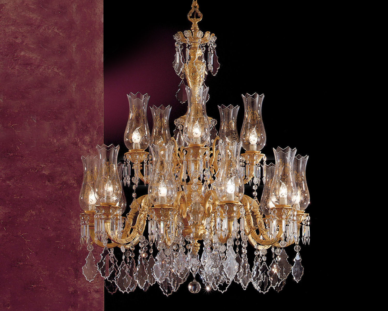 Купить Люстра F.B.A.I. Candeliere 4502/10+5