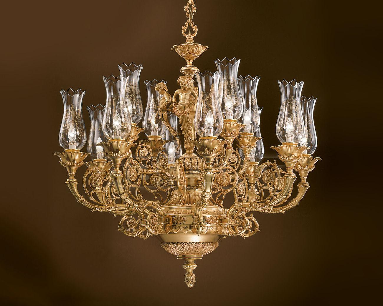 Купить Люстра F.B.A.I. Candeliere 4223/8+4