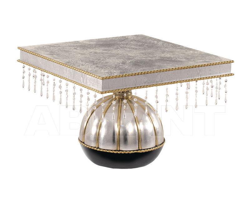 Купить Столик кофейный Colombostile s.p.a. Transculture/cristal Blanc 1724 TVLAK