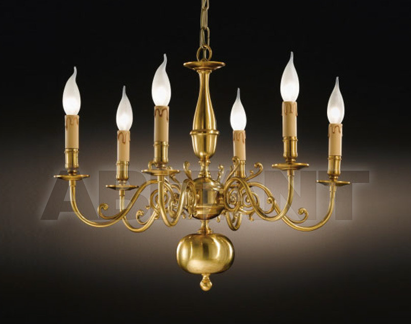 Купить Люстра Arizzi English Style Chandeliers 1790/6