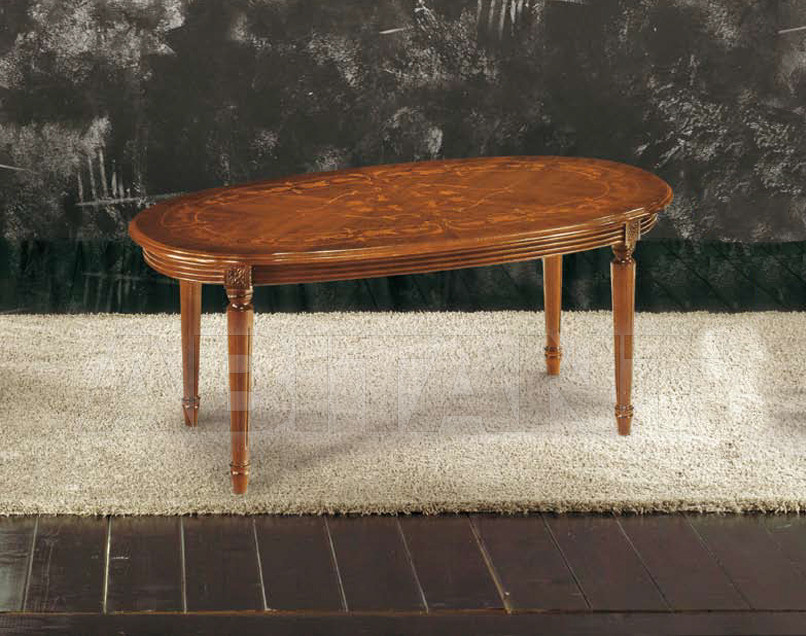 Купить Столик журнальный Modenese Gastone Fenice 8744