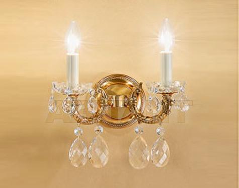 Купить Светильник настенный Arizzi English Style Chandeliers 903/2/AP