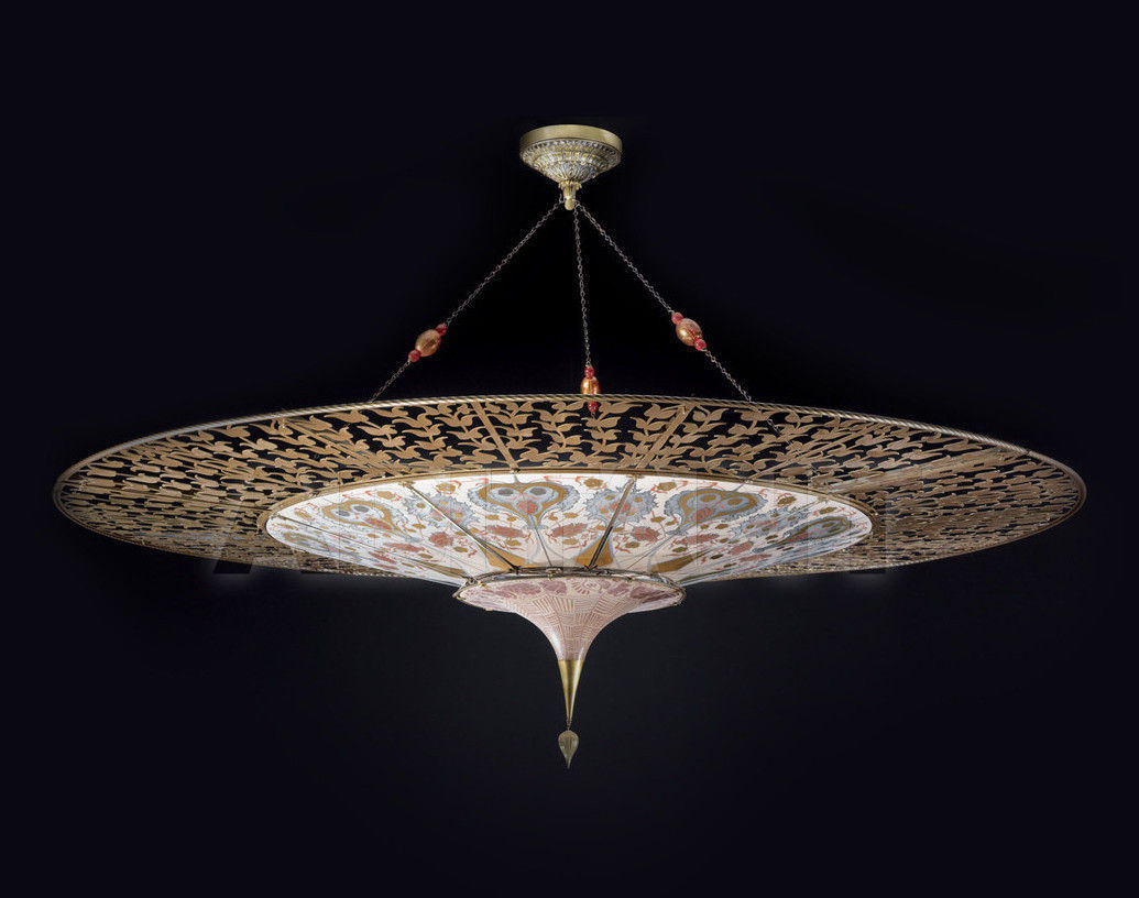 Купить Люстра Archeo Venice Design Lamps&complements 503DRED