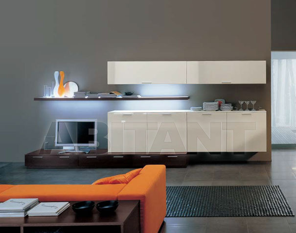 Купить Модульная система Tomasella Industria Mobili s.a.s. Atlante New Composizione 91