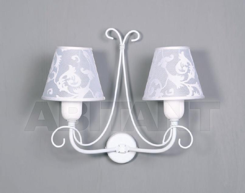 Купить Светильник настенный I.M.A.S Snc di Cucuzza Elio Franco e Bartolomeo Clasico&moderno 03613/2ap