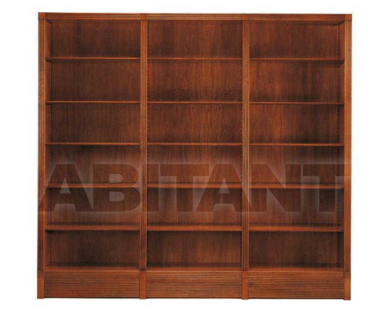 Купить Стеллаж это вид широких полок на столбиках, колонках. Ряд полок одна над другой, соединенных вертикальными стойками. Morelato Classic 3268