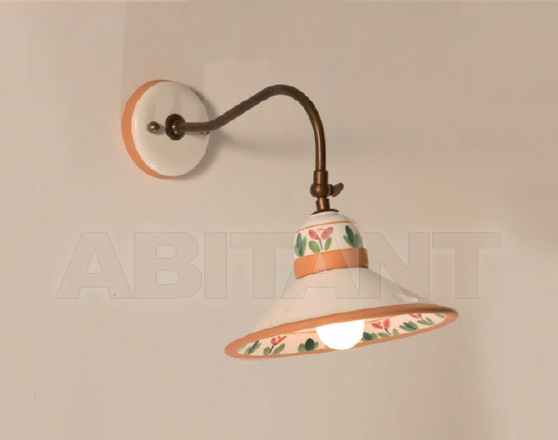 Купить Светильник настенный I.M.A.S Snc di Cucuzza Elio Franco e Bartolomeo Clasico&moderno 00254/20 spot