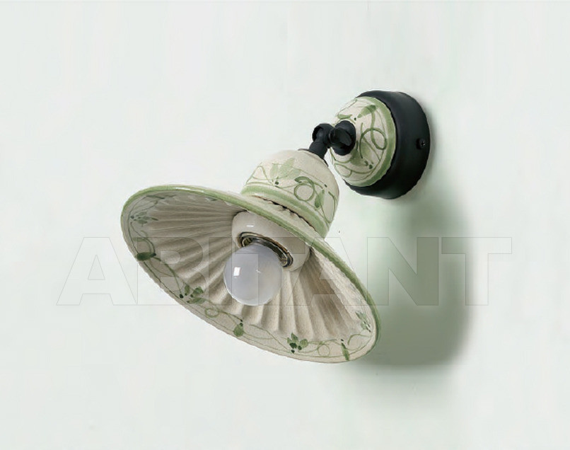 Купить Светильник настенный I.M.A.S Snc di Cucuzza Elio Franco e Bartolomeo Clasico&moderno 00256/20 spot