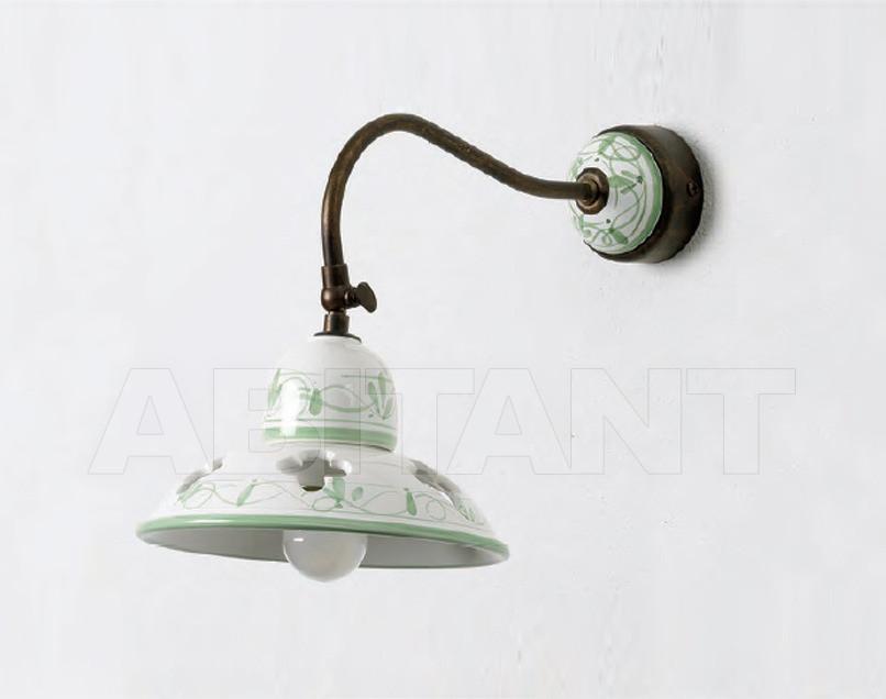 Купить Светильник настенный I.M.A.S Snc di Cucuzza Elio Franco e Bartolomeo Clasico&moderno 00257/20 a