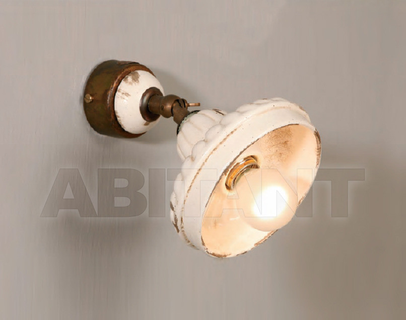 Купить Светильник настенный I.M.A.S Snc di Cucuzza Elio Franco e Bartolomeo Clasico&moderno 00263/spot 14