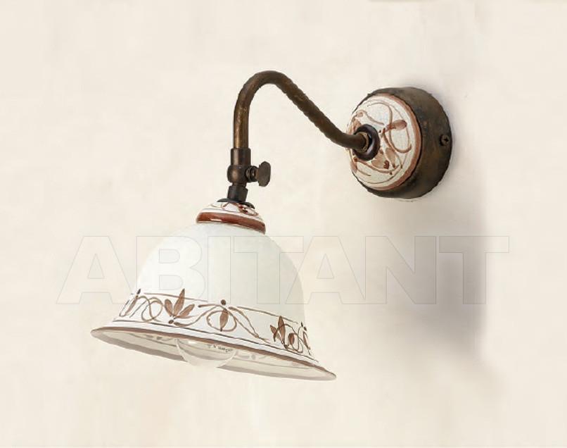 Купить Светильник настенный I.M.A.S Snc di Cucuzza Elio Franco e Bartolomeo Clasico&moderno 00300/17 a
