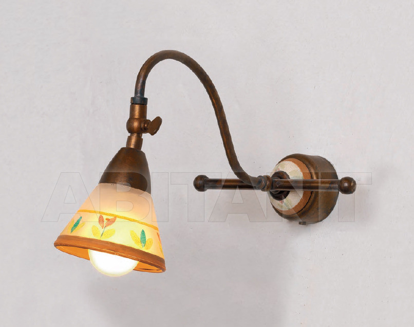 Купить Светильник настенный I.M.A.S Snc di Cucuzza Elio Franco e Bartolomeo Clasico&moderno 35700/spot