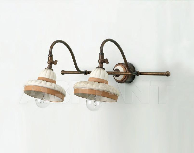 Купить Светильник настенный I.M.A.S Snc di Cucuzza Elio Franco e Bartolomeo Clasico&moderno 35934/2a