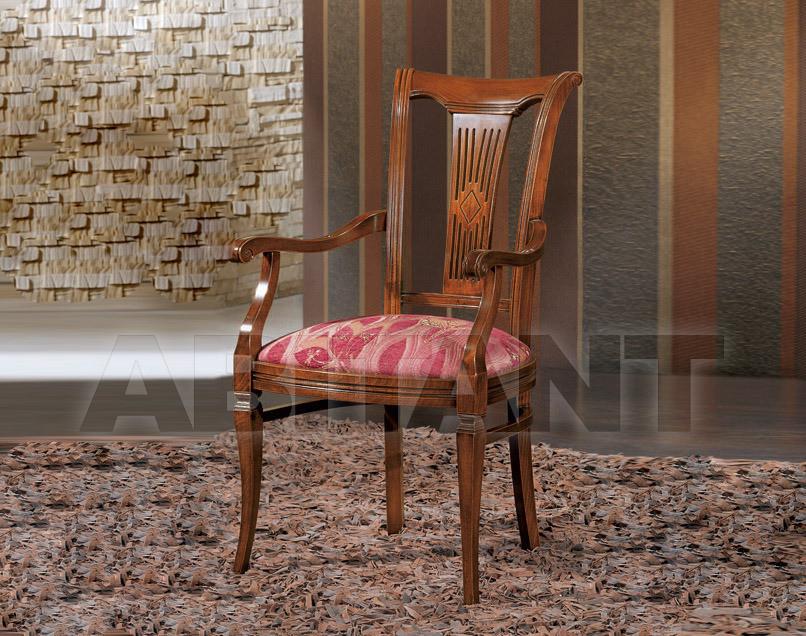 Купить Стул с подлокотниками BS Chairs S.r.l. 2010 3024/A