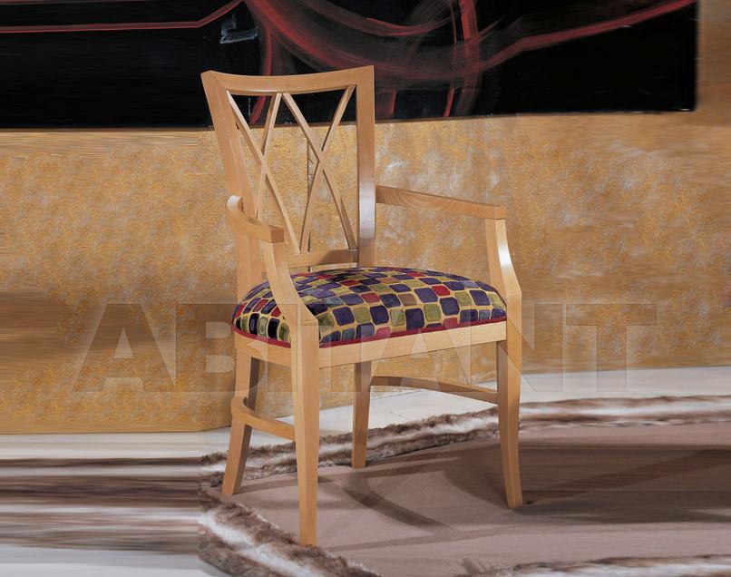 Купить Стул с подлокотниками Bello Sedie 2010 3169/A