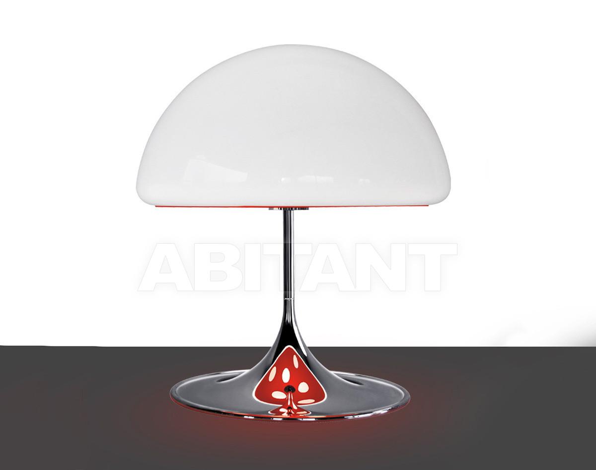 Купить Лампа настольная Martinelli Luce Martinelli Luce 2010 793/CR/BI