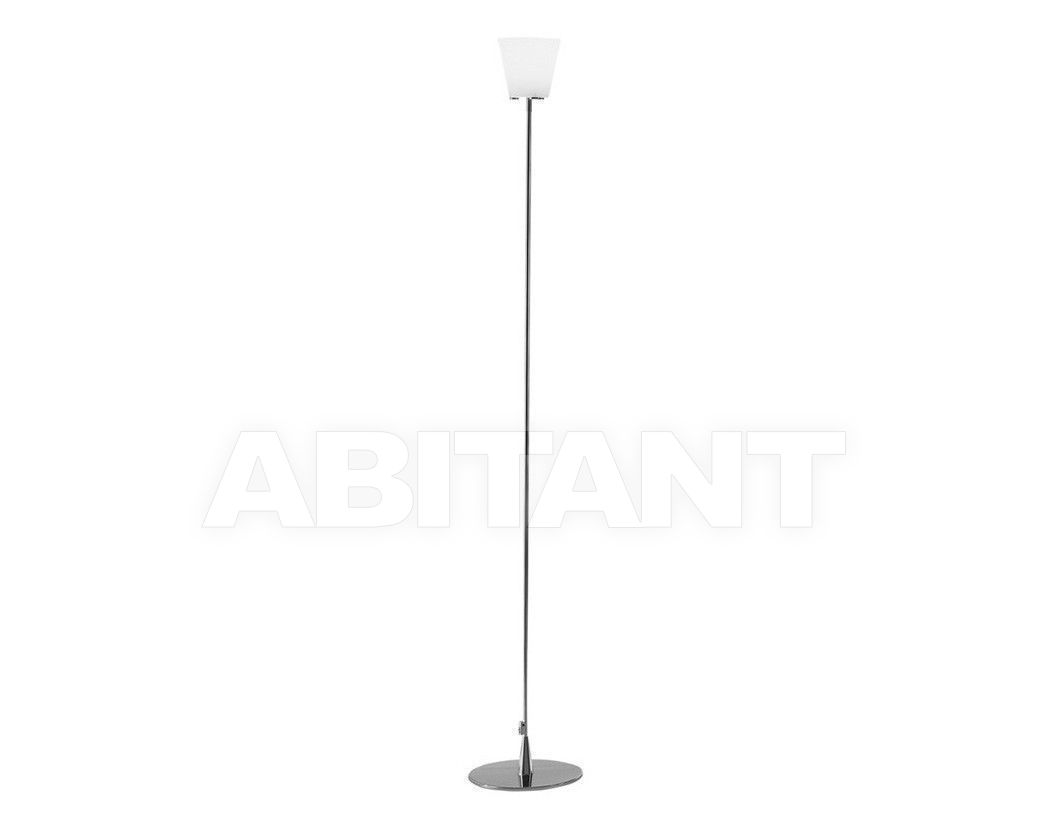 Купить Лампа напольная Martinelli Luce Martinelli Luce 2010 2246/BI