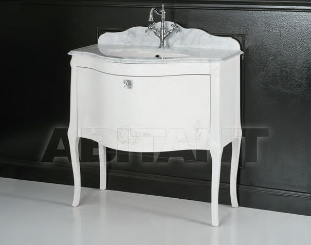 Купить Тумба под раковину Gaia Bathroomcollection BAgerardDC + MAglo90A + Sottopiano