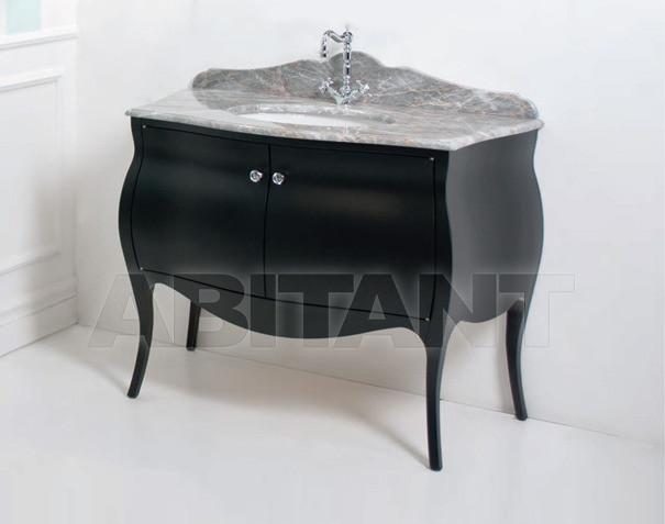 Купить Тумба под раковину Gaia Bathroomcollection BAsagittaLC + MTbaro114H + Sottopiano