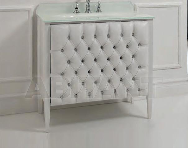 Купить Тумба под раковину Gaia Bathroomcollection BAeduardLC + CRISTAL1 + Sottopiano