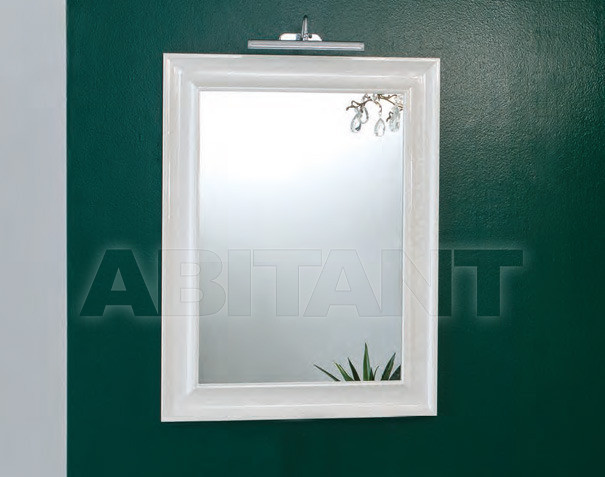 Купить Зеркало настенное Gaia Bathroomcollection SPlibraLC + LEGGIO30CR/M