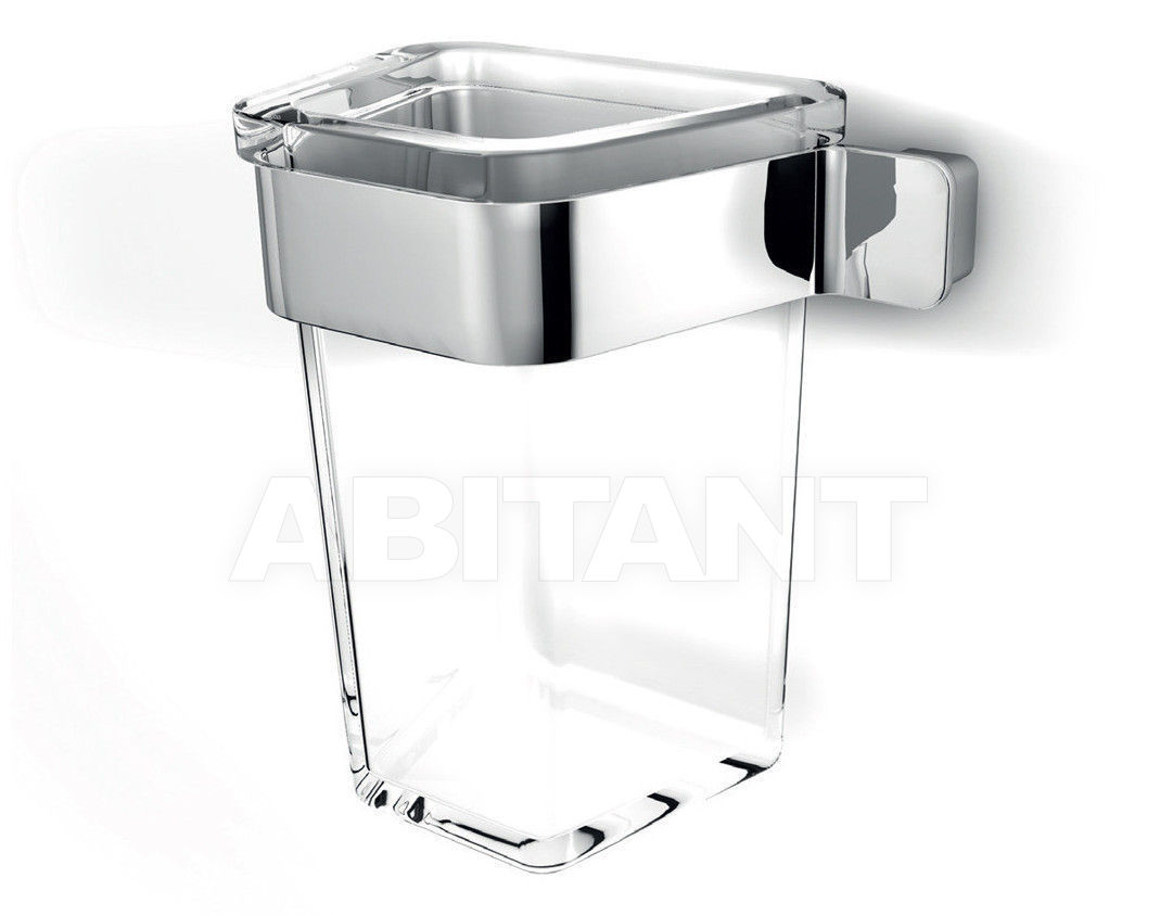 Купить Стакан для зубных щеток Bonomi (+Aghifug) Ibb Industrie Bonomi Bagni Spa GL 02