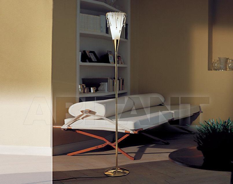 Купить Лампа напольная Prearo Luxury Crystal 1943/T/A 24K-CR