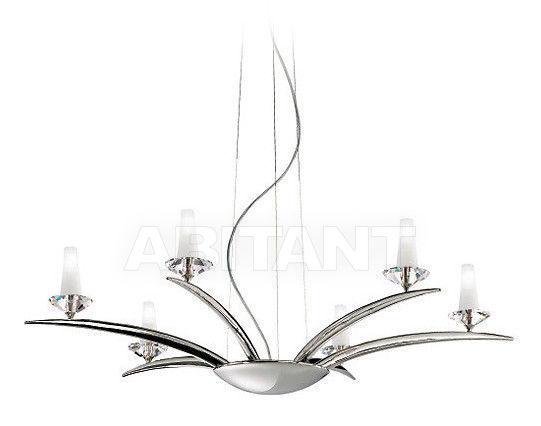 Купить Люстра Prearo Luxury Crystal 2095/6/CR
