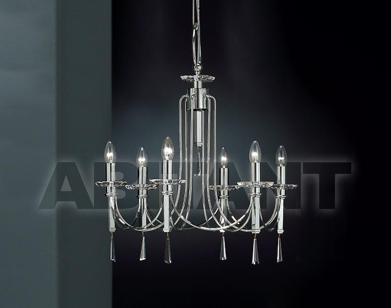 Купить Люстра Prearo Luxury Crystal CONTESSA/6 24K-CR