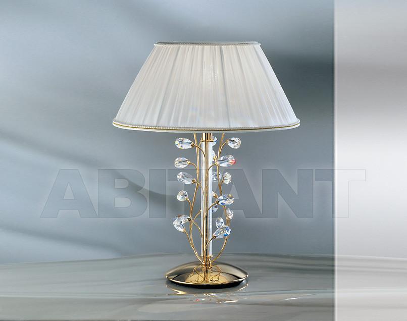 Купить Лампа настольная Prearo Luxury Crystal DIVA/L/A 24K-CR