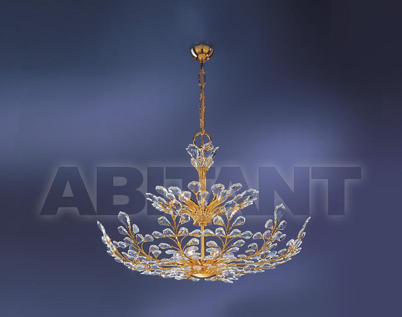 Купить Люстра Prearo Luxury Crystal DUCHESSA 24K-CR