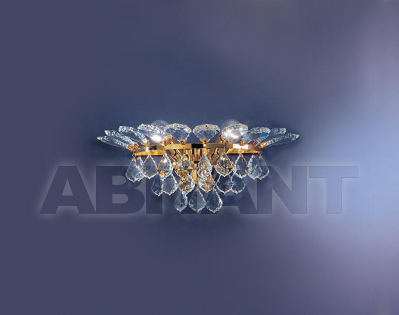 Купить Бра Prearo Luxury Crystal REGINA/AP 24K-CR