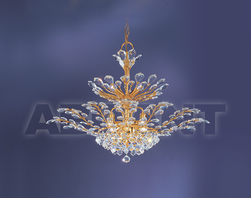 Купить Люстра Prearo Luxury Crystal REGINA 24K-CR