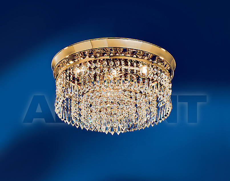 Купить Люстра Prearo Luxury Crystal STARDUST/35/PL/A 24K-CR