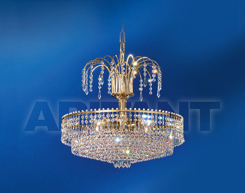 Купить Люстра Prearo Luxury Crystal STARDUST/50/A 24K-CR