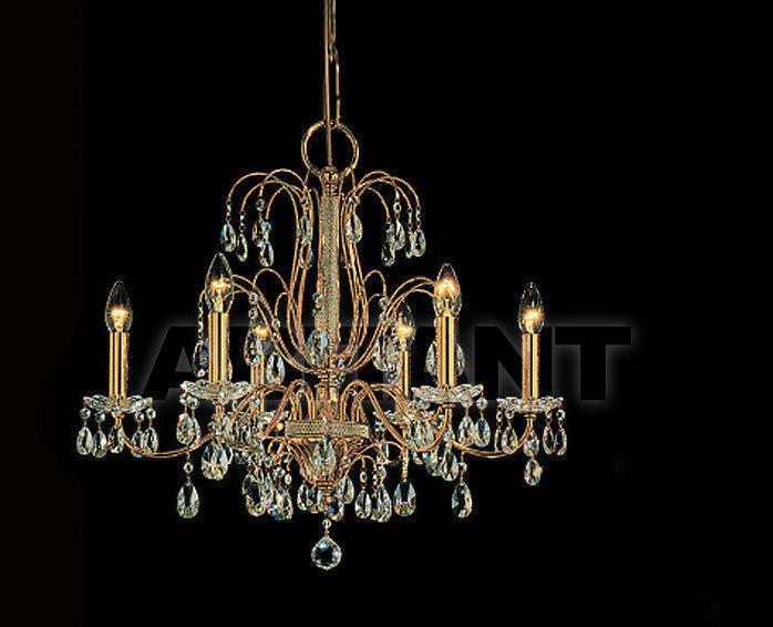 Купить Люстра Prearo Luxury Crystal STELLINA/6 24K-CR