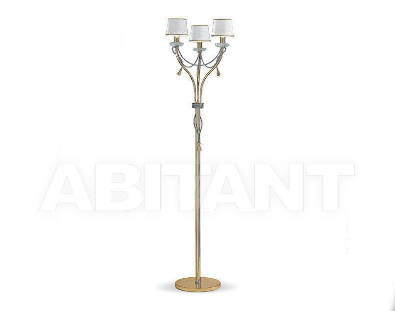 Купить Лампа напольная Prearo I Tradizionali 2037/3/T/CP