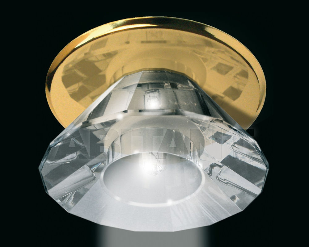 Купить Встраиваемый светильник Gumarcris  Crystal Spot Lights 1466OR