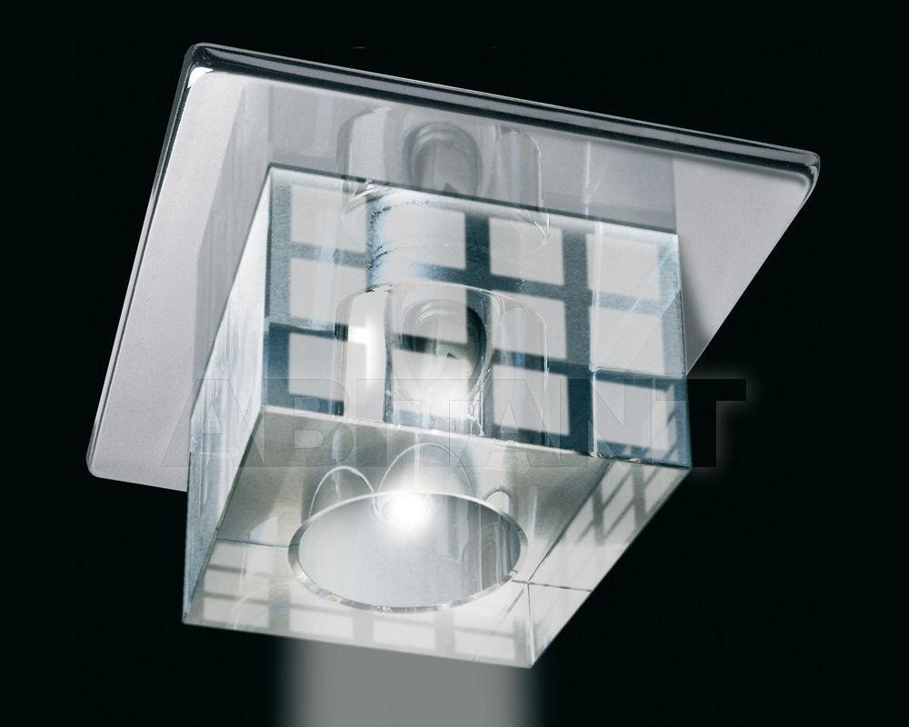 Купить Встраиваемый светильник Gumarcris  Crystal Spot Lights 1434CR