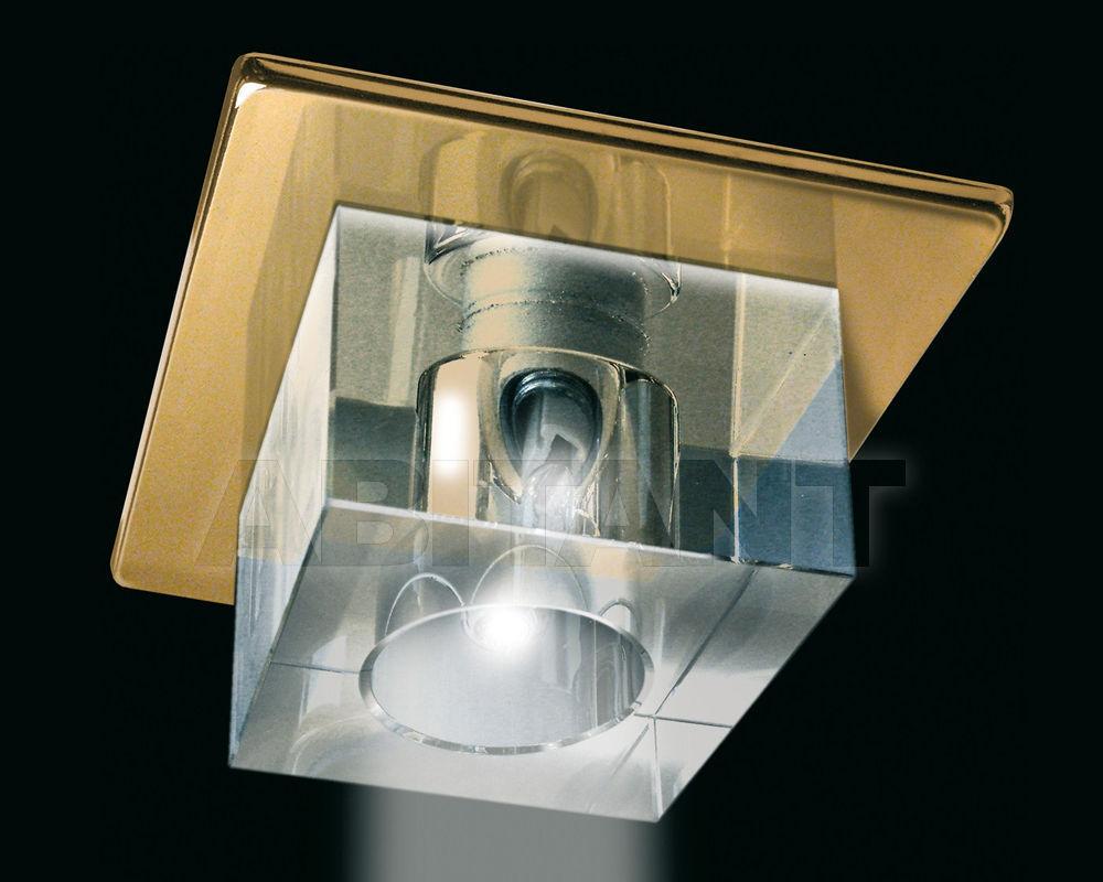 Купить Встраиваемый светильник Gumarcris  Crystal Spot Lights 1432OR