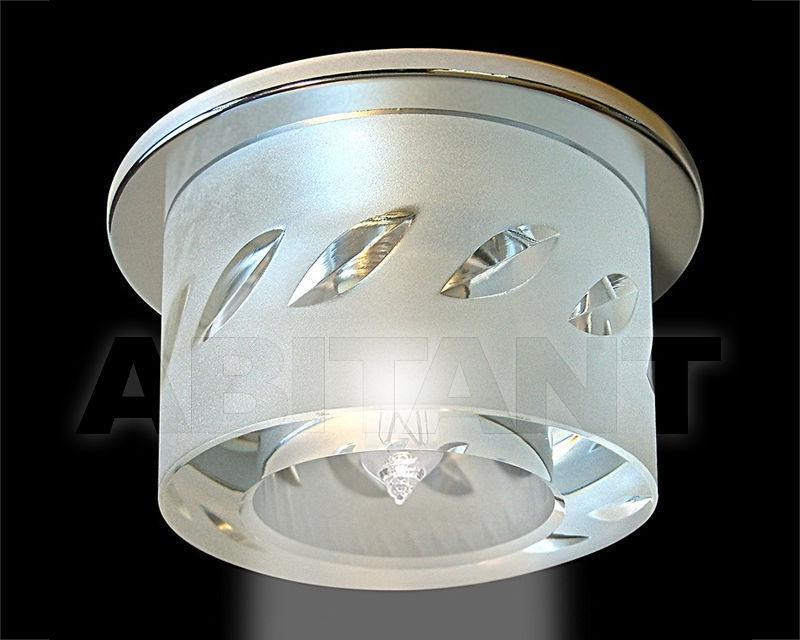 Купить Встраиваемый светильник Gumarcris  Crystal Spot Lights 2076 CR